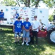 1ST PLACE TRACTOR 1955 FORD 600    Z. McDONALD & JERRY COUTURE