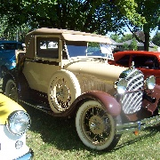 8th Annual Antique (pre-1999) Car, Truck, Motorcycle and Tractor Show