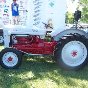 9th Annual Antique (pre-2000) Car, Truck, Motorcycle and Tractor Show